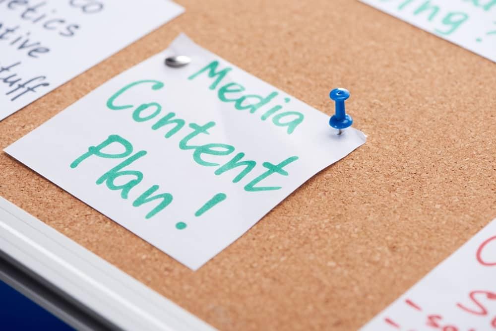 content marketing konzept