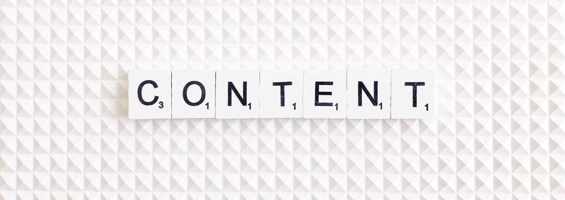 content marketing methode
