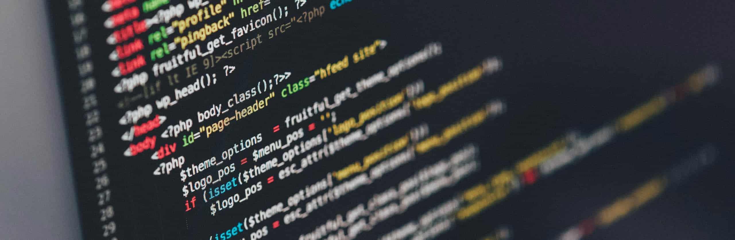 Webhosting Programmierung