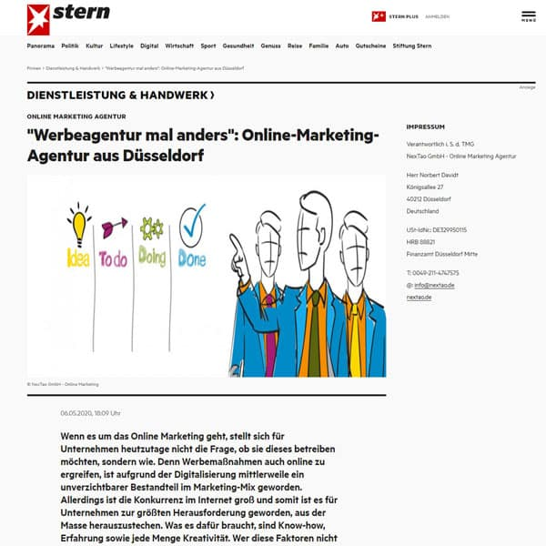 stern online marketing
